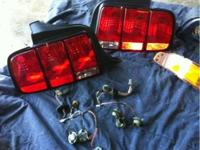 I have a pair of oem headlights- $125 SOLD , fog
