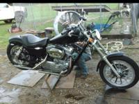 *For Sale!! 05 custom Harley Sportster *Must sale