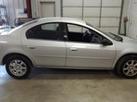 05 Dodge Neon 4dr 4 cyl, auto, 150,000 miles, new