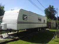 2005 32' Fleetwood Pioneer travel trailer. The trailer