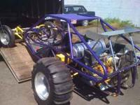 05 FUGITIVE CUSTOM SAND RAIL, 2110 STROKER VW ENGINE 10