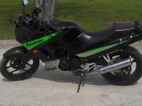 05 Kawasaki Ninja 250 R. 1200 OBO. New tire, replaced