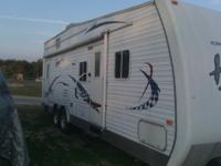 2005 Keystone Hornet Hideout Toy Hauler Travel Trailer/