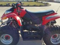 I have for sale 05 polaris 50cc,im asking $1100