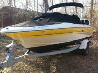 2005 Sea Ray 185 19' bowrider in great shape. Boat is