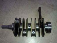 I have a used crank from a 2005 Subaru Impreza STi.Will