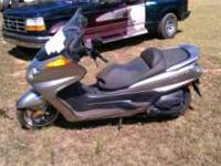 Low miles nice bike 80 mph. runs super!!! text me @