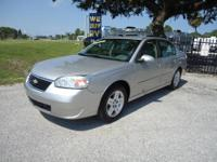 06 Chevy Malibu LT Sedan ****Great Tow Car**** Mileage: