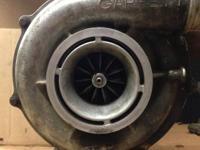Made use of 2006 Duramax LBZ turbo w / vane sensing