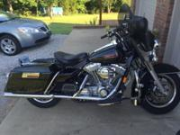 06 electra glide standard 27,300 miles on it 2 mo ago i