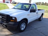 06 F250 2WD 5.4 AUTO, A/C, 120,000 MILES, 8 FT BED,