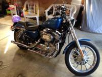 06 Harley-Davidson sportster 883,. Bunches of