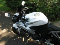 Hi have a 06 cbr 600rr for sale it has 9100 miles and