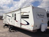 2006 rockwood 8296SS Ultra lite travel trailer , front
