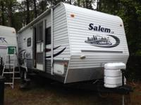 06 Salem with no damage. It has a large slide and