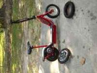 I have a Schwinn s500 electric scooter runs good but