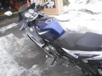 2006 Suzuki GS500F for sale. Great bike with only 13500