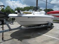 2006 Triumph 190 Bay with a Yamaha 115 Four Stroke -