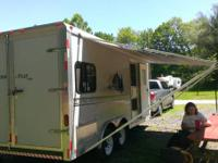 ALL RV FULL FEATURES NEEDED, KIT. MICRO, 3 BURNERS,