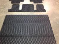 I have a set on GM accessory floor mats for an Acadia.