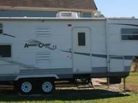 Reduced to $10,000 firm - LIKE NEW CAMPER TRAILER AND