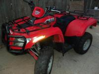 New Condt. - 700cc ATV, Arctic Cat 4X4 2007 Independent