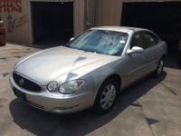 07 Buick Lacrosse automatic 6 cilinders 4 doors a/c cd