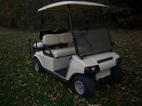 2007 Club Car DS 4 Passenger. . .$2750 New Trojan