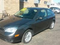 For sale in excellent condition is a 2007 Ford Focus