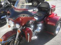 Cost lowered for August. 2007 Harley Ultra Classic