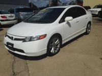 2007 Honda Civic Si, 6 spd manual, 123532 miles, PS,