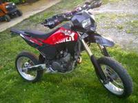 I have an 07' Husqvarna SM610 Supermoto for sale. Bike
