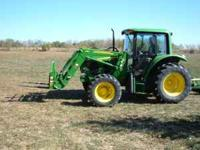 Hello I have for sale a next to new John Deere 6330