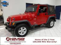 2007 Jeep Wrangler Unlimited X. The look the factory