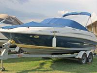 2007 Sea Ray 200 SunDeck  Let the good times roll with