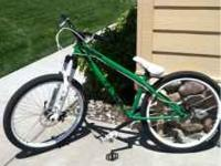 I've got a 2007 specialized p.1 for sale. The only