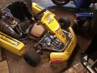 Nice honda shifter kart for sale. Motor is blueprinted