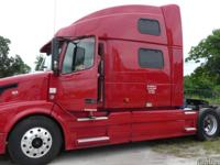 For Sale: 2007 Volvo VNL780 well maintained O/O Truck