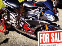 2007 YZF R6. Excellent clean condition. Excellent for
