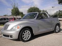 THIS PT CRUISER TURBO CONVERTIBLE ONLY HAS 24K MILES,