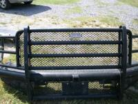 08-10 Ford F250 Ranch Hand Front and Rear Bumper