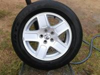 set of 4 alloy wheels no damage or curve rush or