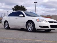 I have a 2008 chevy impala SS for sale this car is
