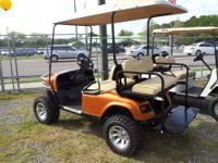 2008 EZGO PDS FULLY REBUILT FROM THE FRAME UP! NEW