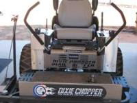 "08 Dixie Chopper, 27hp Generac engine, 60"" cut, only"