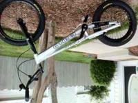 "For sale is a 2008 Echo Team 20"" mod trials bike. It is"