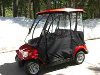 GOLF CART IN EXCELLENT CONDITION, STREET LEGAL, HAS