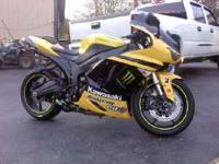 i have a 08 kawasaki zx-6 with 4500 miles bought brand