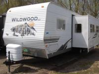 If you are looking for a travel trailer that offers
