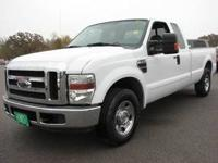 This 2008 Ford Super Duty F-250 SRW XLT Pickup 4D 8 ft